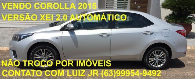 Corolla Xei 2015 - 04 pneus Michelin Zero - Documento pago - Estado de Zero - Foto 5