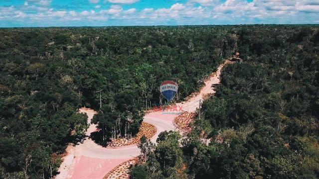 Terreno à venda, 2045 m² por r$ 368.276 - arraial d'ajuda - porto seguro/ba - Foto 7