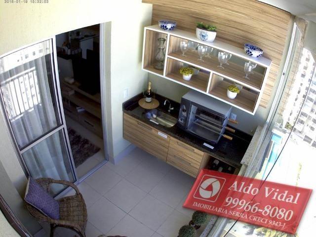 ARV134- Apto 3 Quartos Excelente Padrão, Veredas Buritis, Colinas de Laranjeiras. - Foto 13