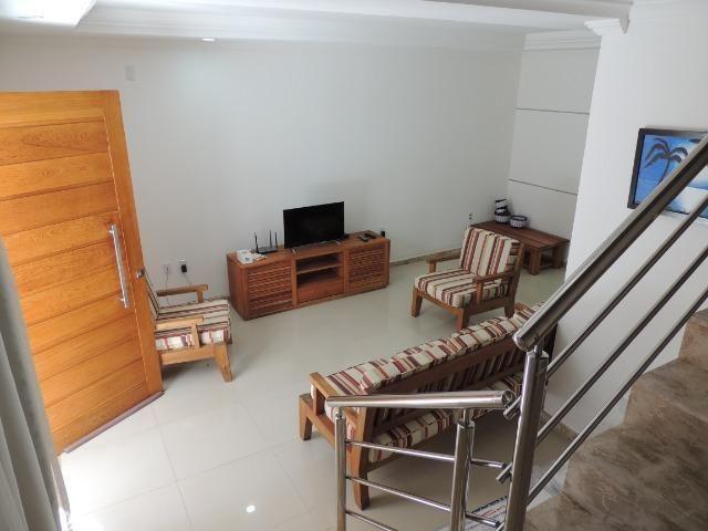 Casa Duplex mobiliada muito confortável a 150 metros da Praia de Taperapuan!! - Foto 6