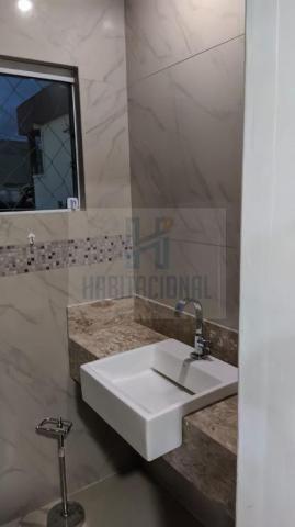 Casa de condomínio à venda com 4 dormitórios em Parque das nações, Parnamirim cod:CV-4151 - Foto 5