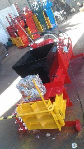 Prensa(Prensas) Enfardadeira para Latinhas * MetalurgicaMenonita - Foto 2