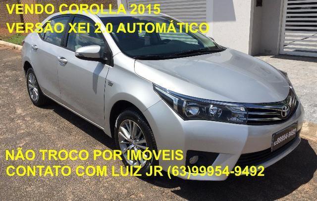 Corolla Xei 2015 - 04 pneus Michelin Zero - Documento pago - Estado de Zero - Foto 18