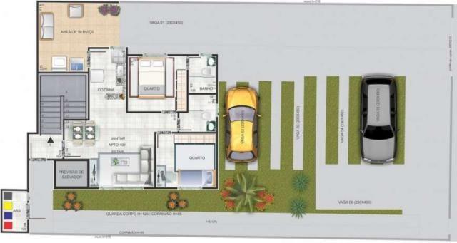 Vendo apartamento com cobertura no inconfidência! - Foto 2