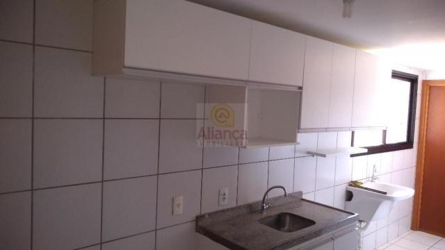 Apartamento para alugar com 3 dormitórios em Lagoa nova, Natal cod:LA-11237 - Foto 6