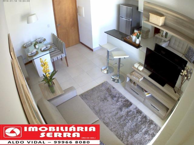 ARV132- Apto com Varanda gourmet, Home Office, 1 ou 2 vagas de garagem, em Colinas. - Foto 15