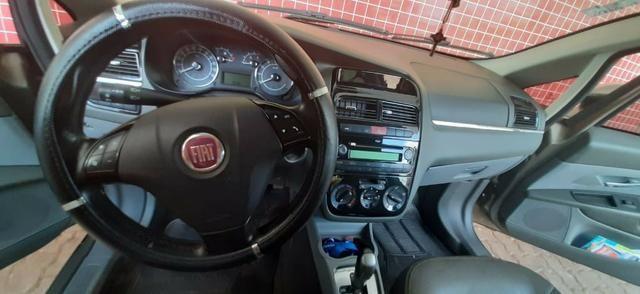 Fiat Linea 1.9 16v Dualogic (flex) Completo - Foto 7
