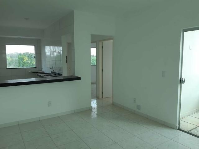 Apartamento bem amplo, com 2/4, na estrada do Icuí, Guajará - Foto 2