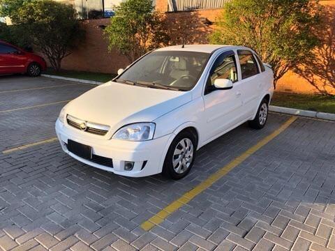 Corsa sedan premium 1.4 completo 2008 , sem entrada - Foto 16