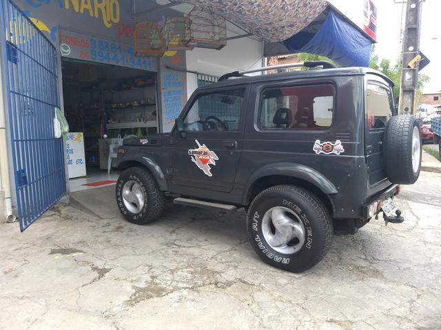 Vendo jeep samurai 4x4