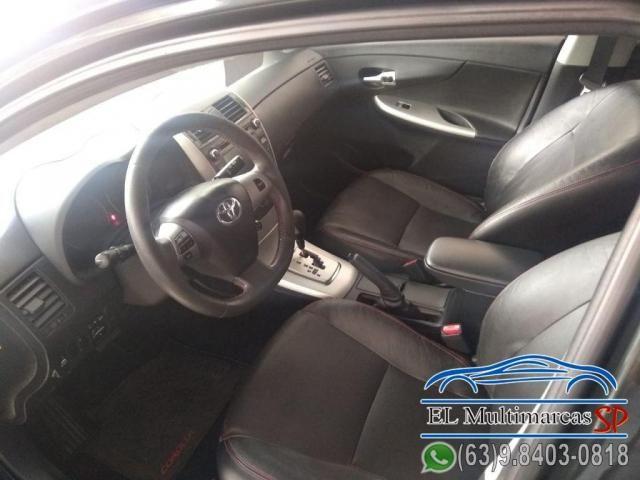 Corolla XRS 2.0 Flex 16V Aut. - Foto 9