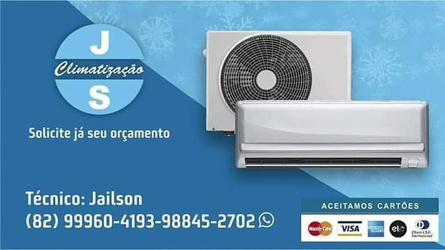 J.s ar condicionado