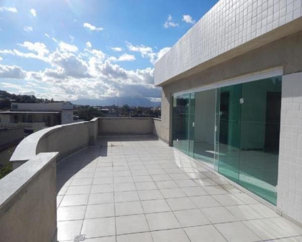 Cobertura com 2 dormitórios à venda, 140 m² por R$ 349.000,00 - Centro - Mesquita/RJ