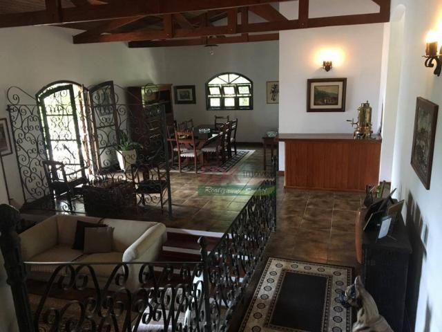 Chácara com 3 dormitórios para alugar, 2250 m² por R$ 4.000/mês - Chácaras Cataguá - Tauba - Foto 13