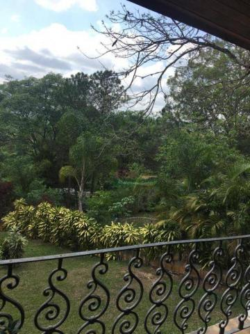 Chácara com 3 dormitórios para alugar, 2250 m² por R$ 4.000/mês - Chácaras Cataguá - Tauba - Foto 4