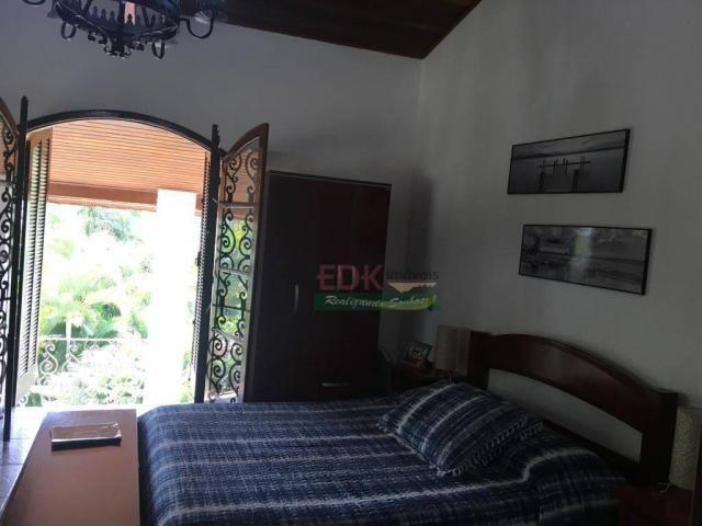 Chácara com 3 dormitórios para alugar, 2250 m² por R$ 4.000/mês - Chácaras Cataguá - Tauba - Foto 11
