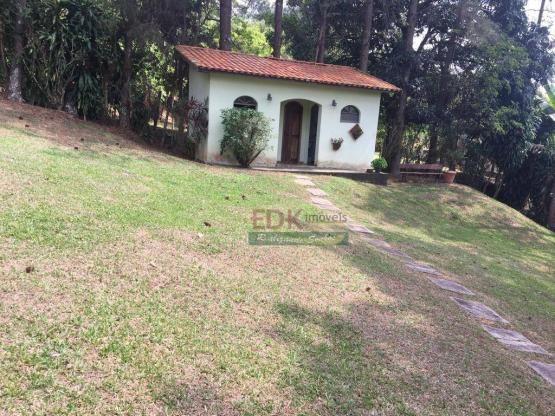 Chácara com 3 dormitórios para alugar, 2250 m² por R$ 4.000/mês - Chácaras Cataguá - Tauba - Foto 19