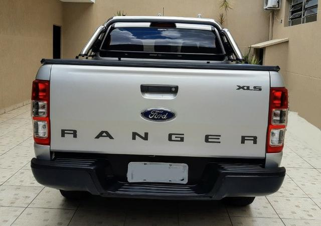 Ford Ranger 4x4 Diesel Manual 2.2 2017, ñ Hilux Amarok S10 - Foto 5