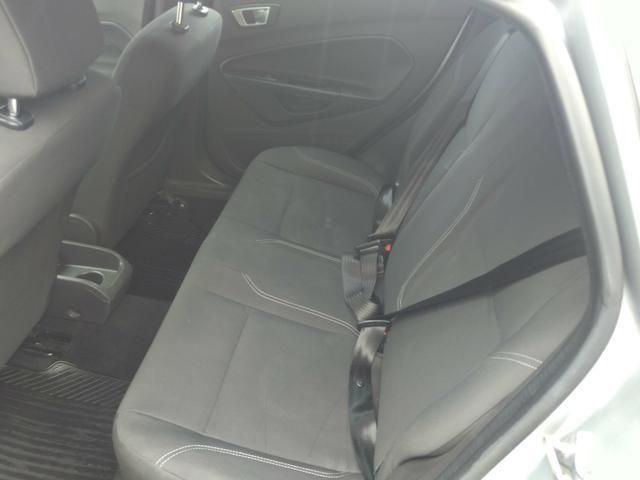 New Fiesta SE 1.6 Powershift Automatico de Único Dono 2014 - Foto 20