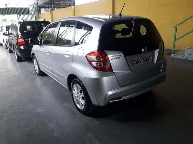 Honda fit 1.5 aut IPVA 2020 pago 2013!!8mil!! - Foto 4