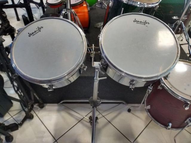 Timbales Jennifer Mixer Instrumentos Musicais - Foto 3