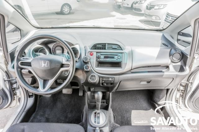 Honda Fit Fit LX 1.4 Flex 8V 5p Aut. 4P - Foto 9