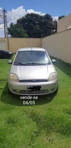 Carro Fiesta supercharge 04/05 - Prata - 1.0 - Foto 2