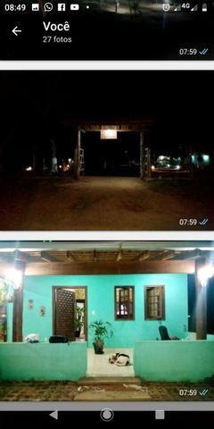 Aluga-se chácara 23 km do centro - Foto 5