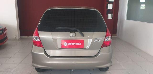 Honda Fit Lxl completo 2008 com Gnv Financio em até 60x - Foto 4