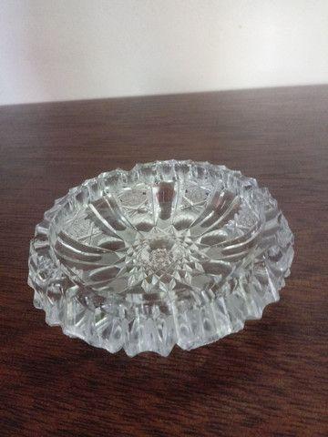 Cinzeiro Cristal - Foto 4