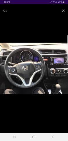 Oportunidade!!! -Honda FIT 2016 EXL top de linha - Foto 5