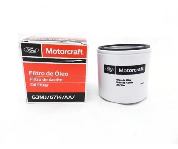 4L Óleo 5W30 100% Sintético e Filtro de Óleo Fiesta Rocam Original - Foto 2