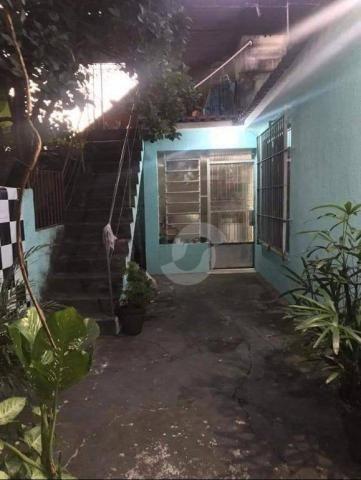 Casa com 3 dormitórios à venda, 56 m² por R$ 200.000,00 - Mutuá - São Gonçalo/RJ - Foto 16