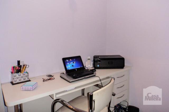 Apartamento à venda com 2 dormitórios em Caiçaras, Belo horizonte cod:270555 - Foto 17