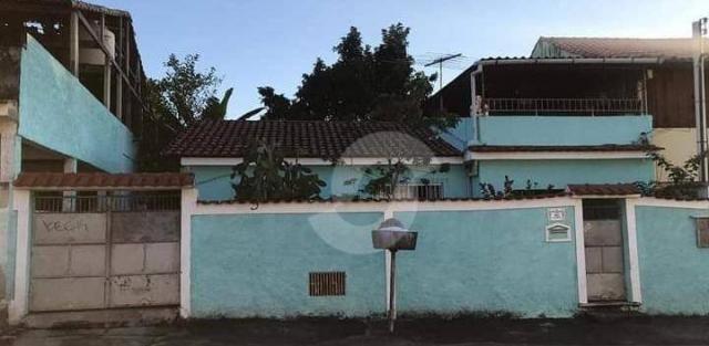Casa com 3 dormitórios à venda, 56 m² por R$ 200.000,00 - Mutuá - São Gonçalo/RJ