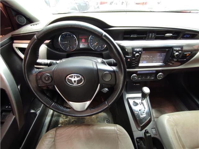 Toyota Corolla 2.0 xei 16v flex 4p automático - Foto 10