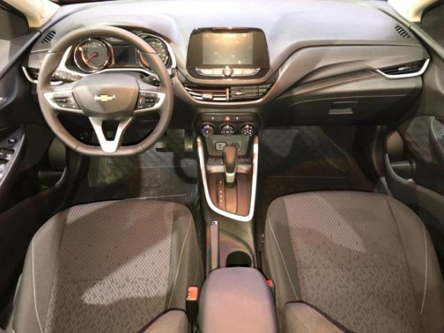 Chevrolet onix 2020 1.0 turbo flex ltz automatico - Foto 7