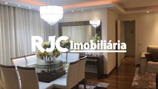 Apartamento à venda com 3 dormitórios em Tijuca, Rio de janeiro cod:MBAP31922