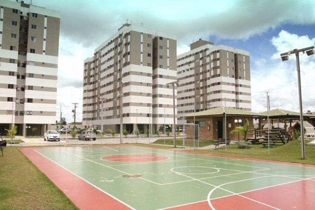 Chave de Apto de 2/4 Cond. Resid. Park Shopping , próx. do shopp Pátio R$ 70 mil prest 550 - Foto 4