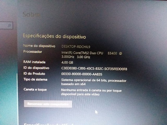 Pc Completo,mouse Gamer+teclado Gamer+fone Gamer+monitor+cpu - Foto 6