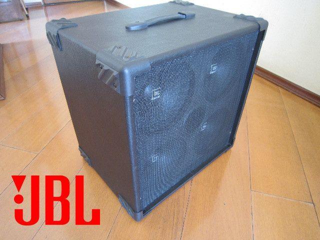 """Caixa para baixo 4x8"""" - Falantes JBL Novos. 560W - Foto 2"""