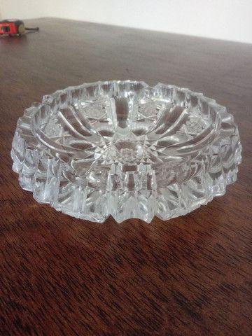 Cinzeiro Cristal - Foto 5
