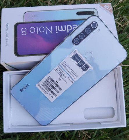 Estiloso... Redmi Note 8 da Xiaomi.. Novo Lacrado com Garantia e Entrega
