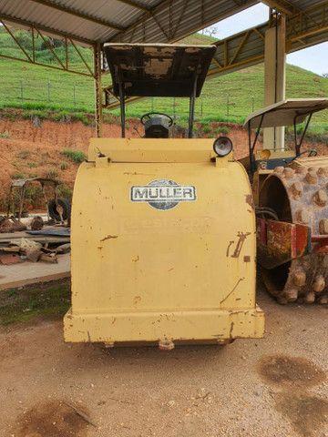 Rolo Compactador MULLER / 99 Liso RT 82 H