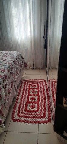 apartamento de 3 qts com escaninho, armários, porcelanato, condomínio reserva da amazônia - Foto 9