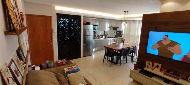 apartamento 3 qts com 2 vagas semi mobiliado no parque amazônia oportunidade - Foto 9