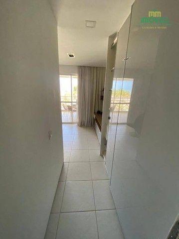 Apartamento Duplex com 4 dormitórios à venda, 210 m² por R$ 1.600.000 - Porto das Dunas -  - Foto 18
