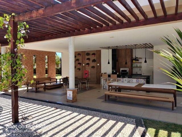 Apartamento para alugueo temporada na praia do Cumbuco  ce a metros do mar com  104 m2 e 3 - Foto 13
