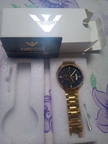 Relógio nibosi original - Foto 2