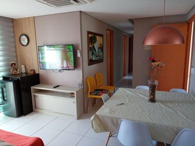Apartamento com 3 dormitórios à venda, 67 m² por R$ 600.000,00 - Praia Do Cupe - Ipojuca/P - Foto 4